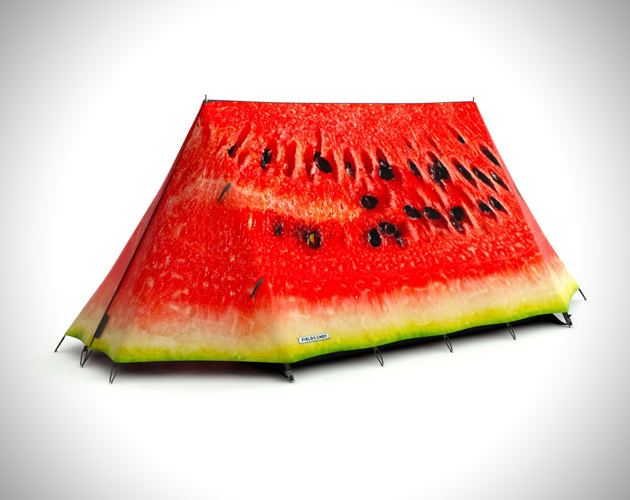 Watermelon Tent by Field Candy (1)