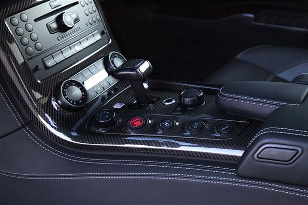 2012 Mercedes SLS AMG Supercharged GT by Kicherer (2)