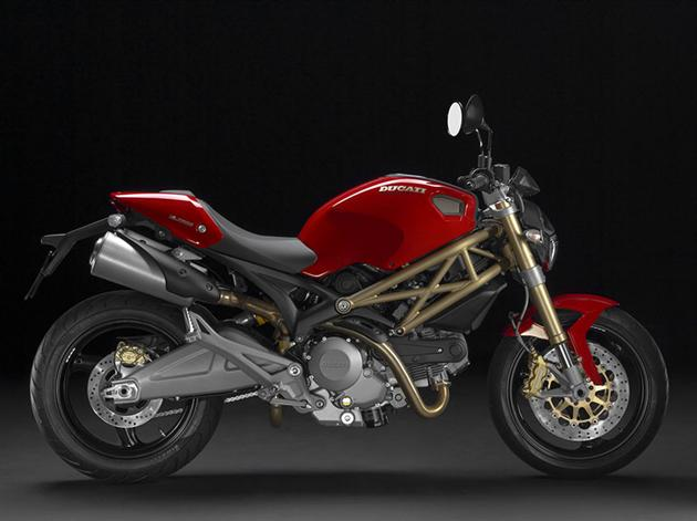 Ducati Monster Motorcycle - 20th Anniversary Edition (3)