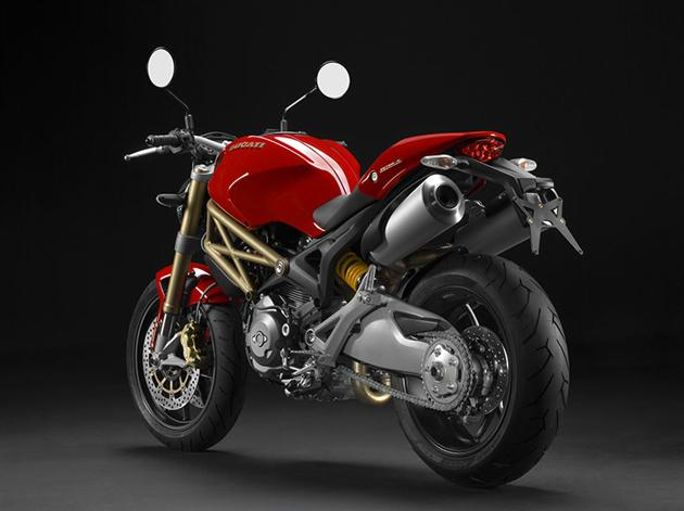 Ducati Monster Motorcycle - 20th Anniversary Edition (2)