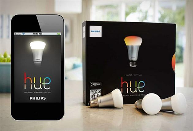 Philips Hue Smart LED Light Bulbs (5)