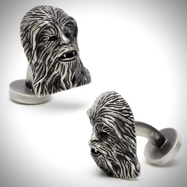 Star Wars 3-D Cufflinks (6)