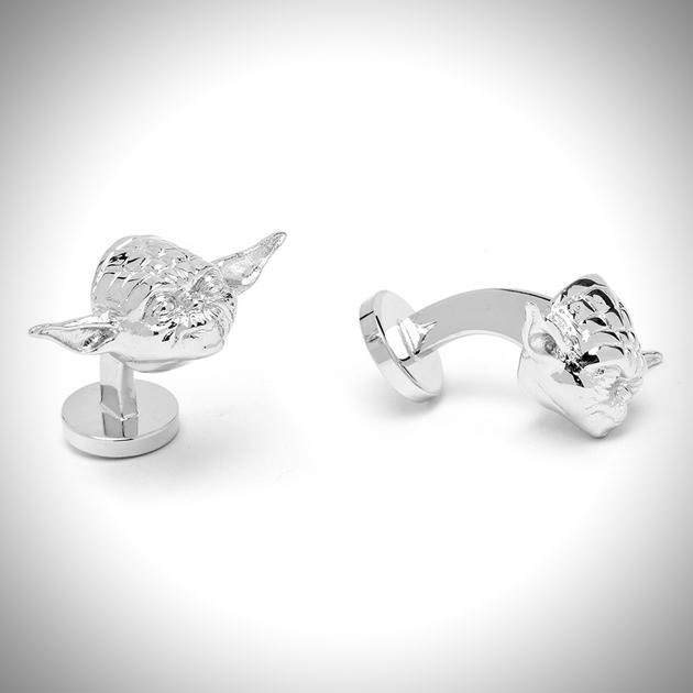 Star Wars 3-D Cufflinks (4)