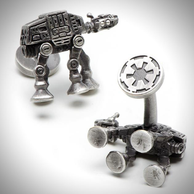 Star Wars 3-D Cufflinks (3)