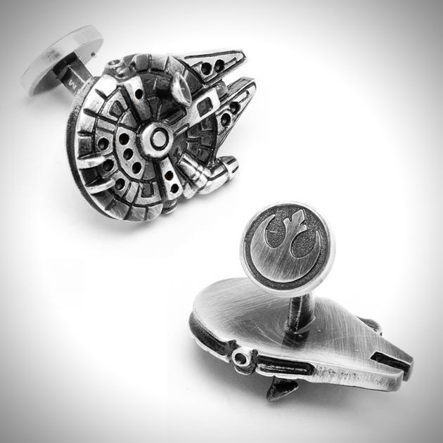 Star Wars 3-D Cufflinks (1)