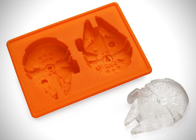 Star Wars Ice Cube Trays (3)