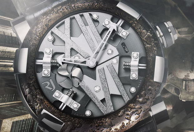 Titanic 100th Anniversary Steampunk Watch by Romain Jerome (3)