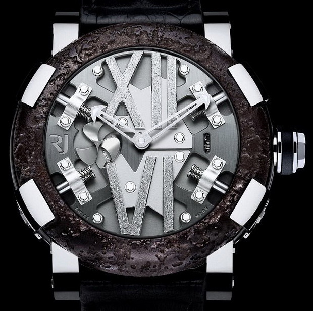 Titanic 100th Anniversary Steampunk Watch by Romain Jerome (1)