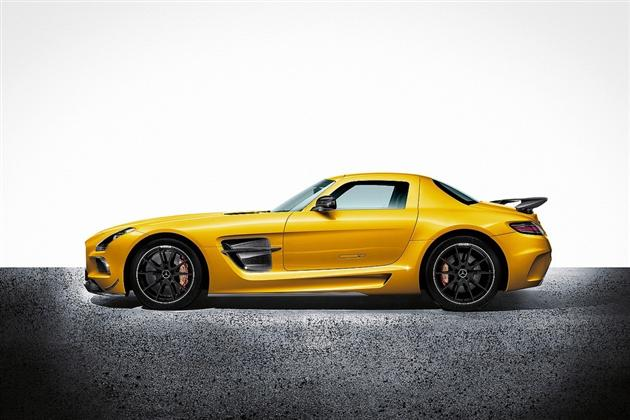 2014 Mercedes-Benz SLS AMG Black Series (6)