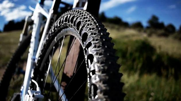 Airless Bicycle Tires by Brian Russell (3)