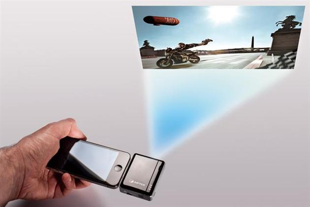 Use Iphone As Projector