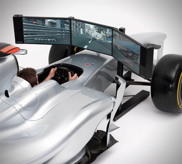 Fmcg International Formula 1 Race Car Simulator