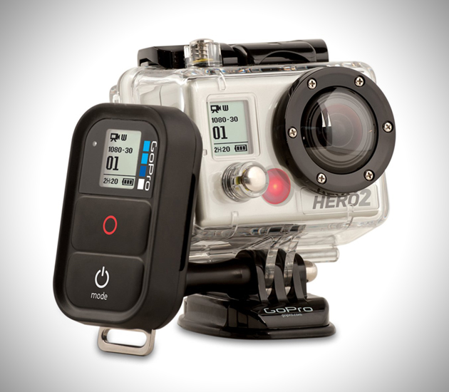GoPro Wi-Fi BacPac and Remote (2)
