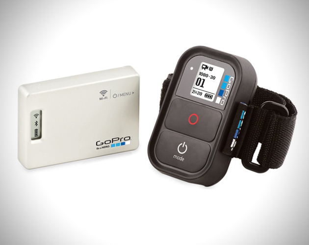 GoPro Wi-Fi BacPac and Remote (1)