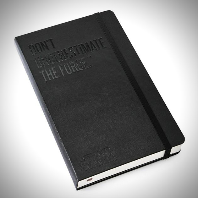 Limited Edition 2013 Star Wars Daily Planner by Moleskine (1)