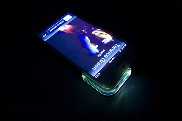 led notification iphone sparx iphone 5 led notification hiconsumption 12567