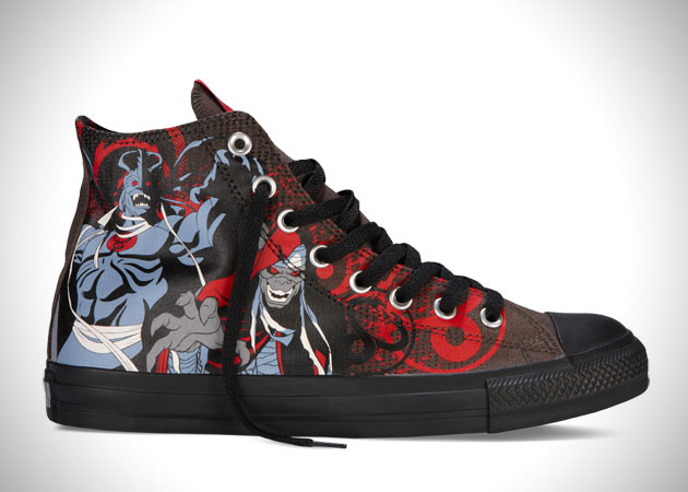 395ee33b3c8 ThunderCats Converse Chuck Taylor All Star Collection