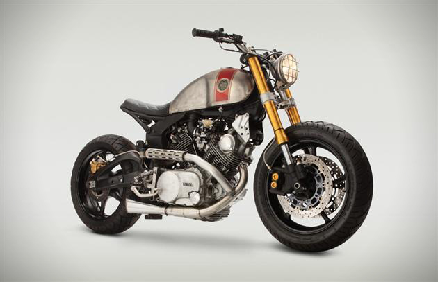 Yamaha XV920R Custom by Classified Moto (5)