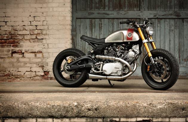 Yamaha XV920R Custom by Classified Moto (1)