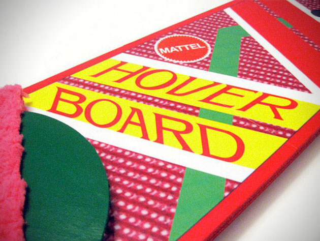 Mattel Back To The Future Hoverboards (2)