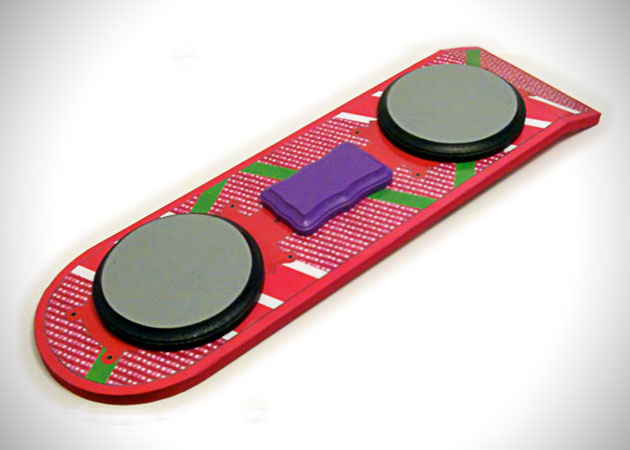 Mattel Back To The Future Hoverboards (1)