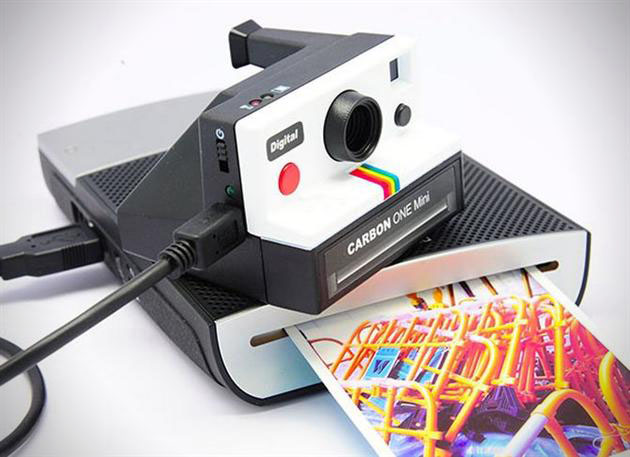 Polaroid Inspired One Mini Digital Camera by Carbon (2)