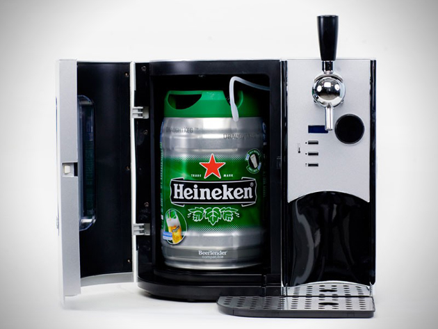 Mini Kegerator Amp Draft Beer Dispenser Hiconsumption