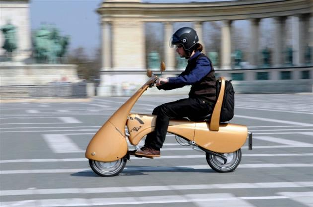 MOVEO Folding Electric Scooter (3)