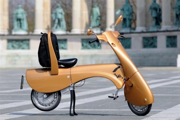 MOVEO Folding Electric Scooter (2)