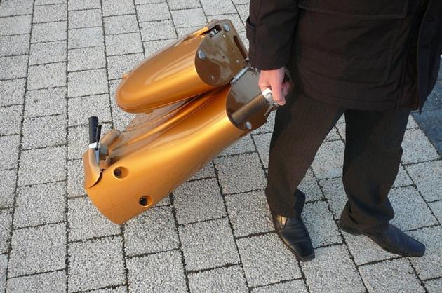 MOVEO Folding Electric Scooter (1)