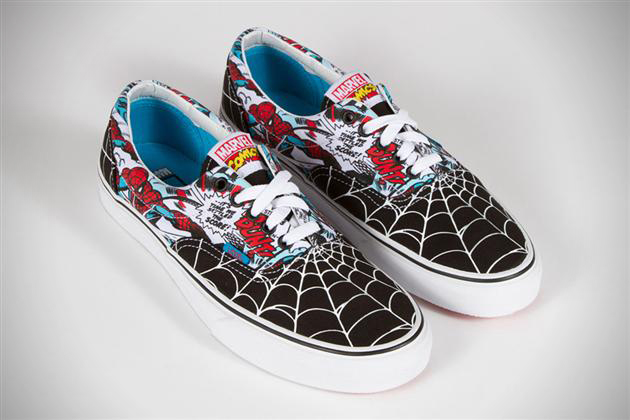 Classics Collaboration X Marvel Hiconsumption Sneakers Vans fqEPPtxT