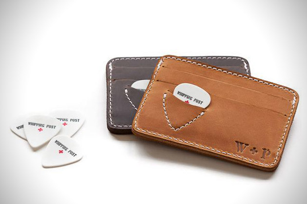 Mojave Guitar Pick Leather Wallet (3)