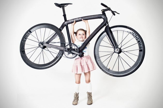 Get to Know the Lightest Bicycle