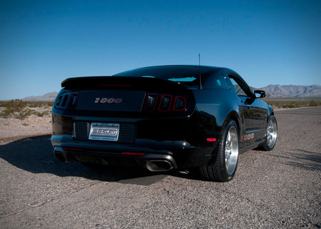 2013 Ford Shelby Mustang 1000 (3)