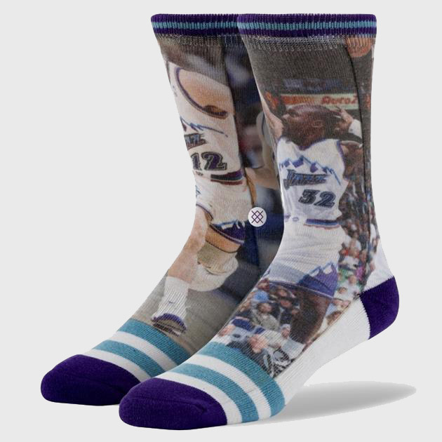 NBA Legends Socks Collection (9)