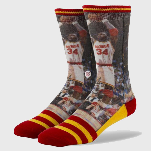 NBA Legends Socks Collection (6)