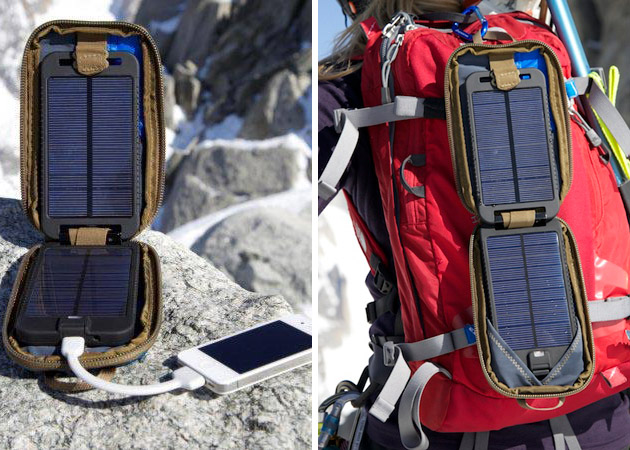 Solarmonkey Adventurer Portable Solar Charger (3)
