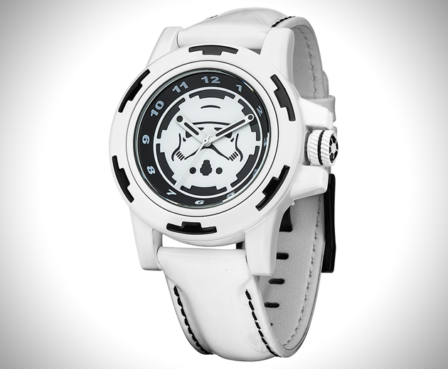 Star Wars Collectors Watches by Zeon