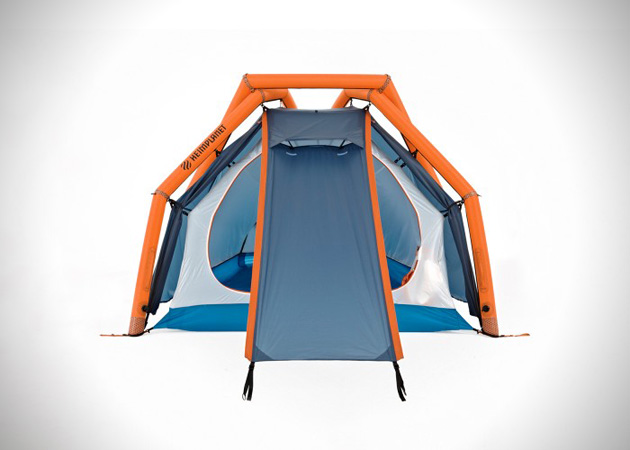 Inflatable Wedge Tent by HEIMPLANET | HiConsumption