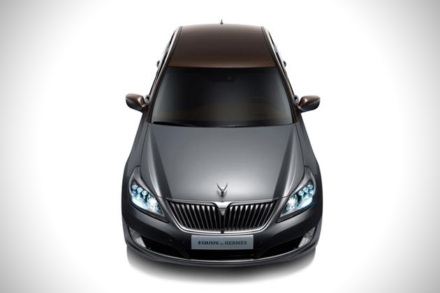 Limited Edition Hermes x Hyundai Equus Concept (3)