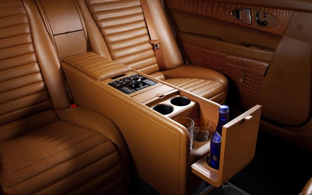 Limited Edition Hermes x Hyundai Equus Concept (1)