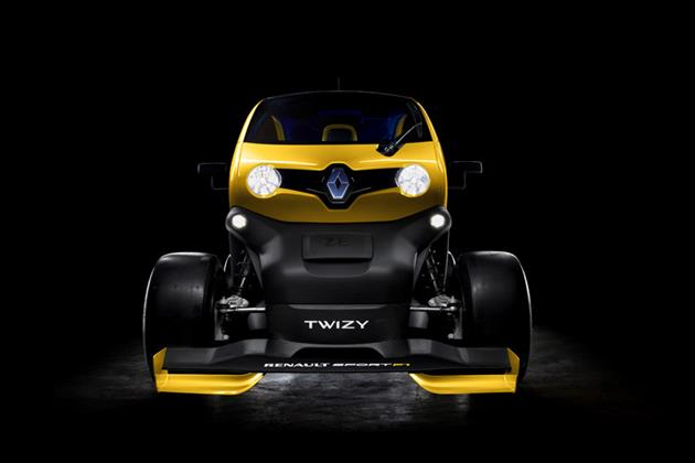 Renault Twizy Sport F1 Electric Concept (5)