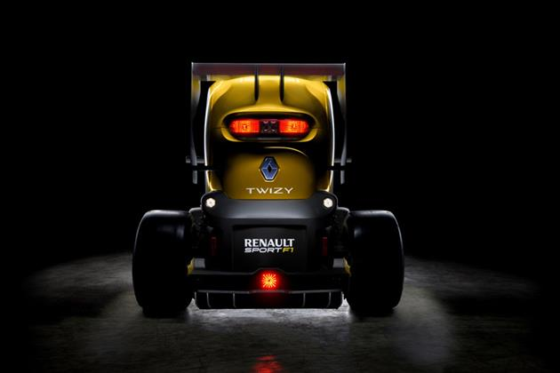 Renault Twizy Sport F1 Electric Concept (2)
