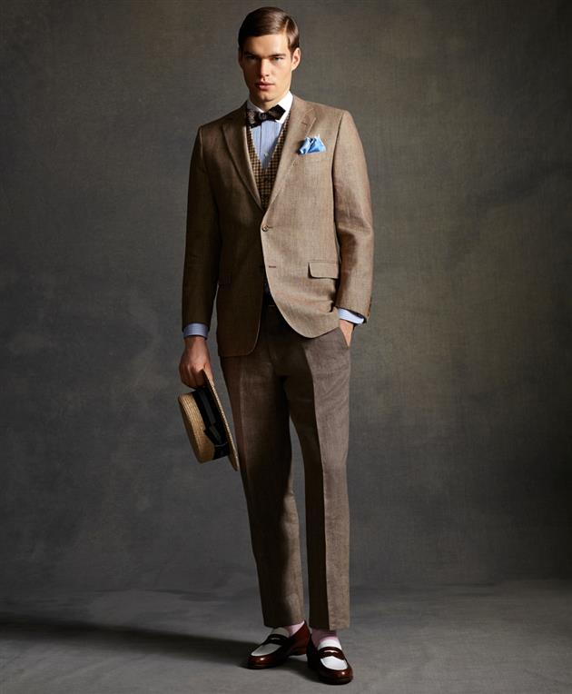 The Great Gatsby Menswear Collection By Brooks Brothers