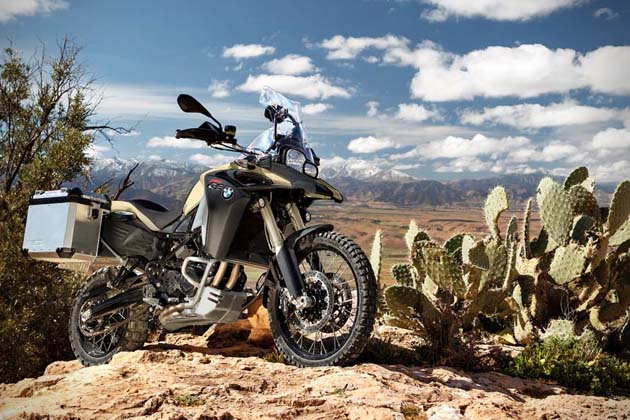 2013 BMW F 800 GS Adventure Launch Edition