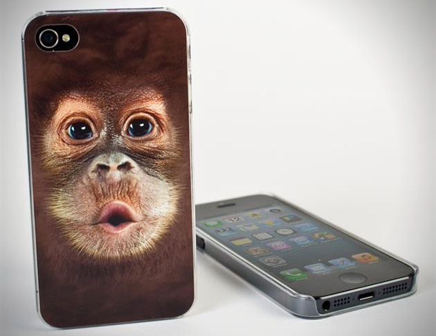 Big Face Animal iPhone Cases 2