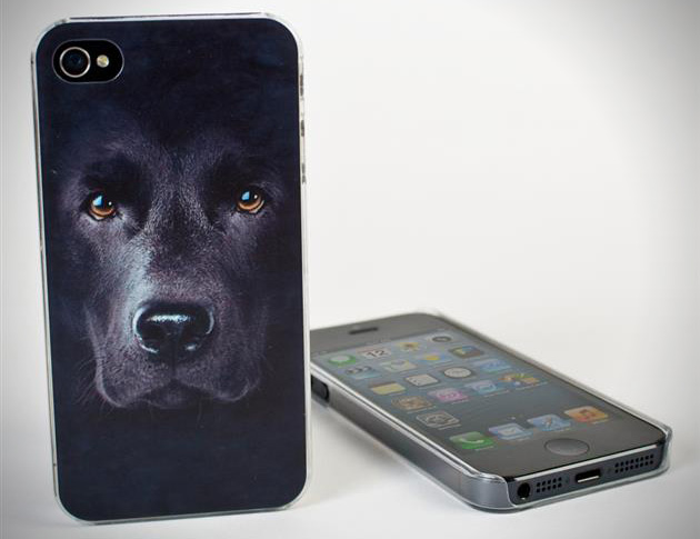 Big Face Animal iPhone Cases 3