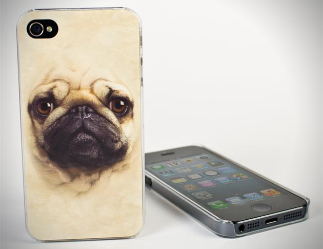 Big Face Animal iPhone Cases 4