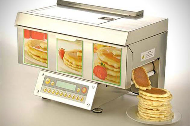 chefstack automatic pancake machine - Must Have Kitchen Gadgets