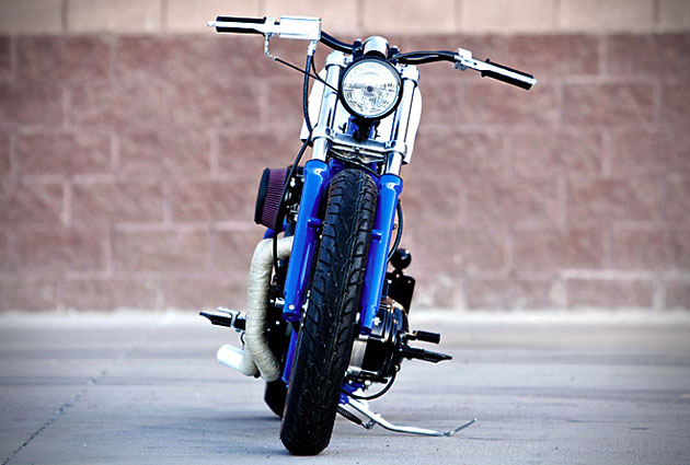 Del Rey Harley Sportster by DP Customs 4